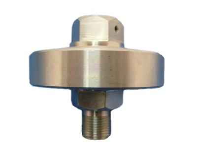 F8 Diaphragm seal with thread connection