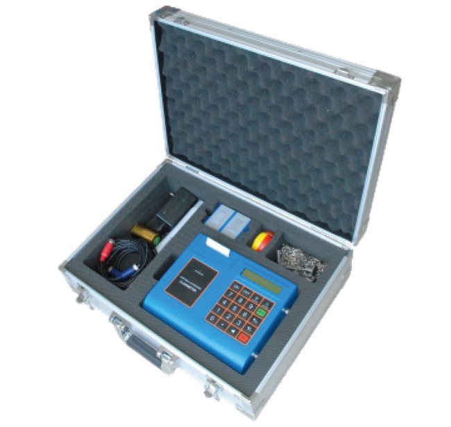 SLH Series Portable Ultrasonic Flow meter