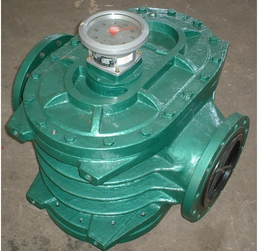 4 inch crude oil flow meter