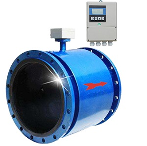 12 inch magnetic flow meter
