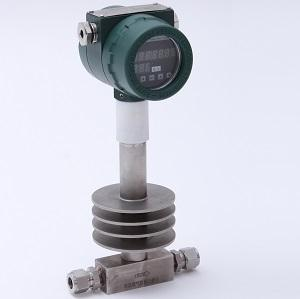 Thermal flow meter massa untuk aliran gas Karbon Dioksida (CO2)