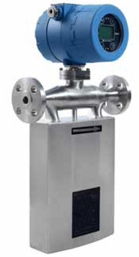 High precision liquid flow meter-Coriolis flow meter